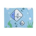 ◆だしのや◆のゆるい妖怪-おさかな編 Blankets