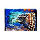 MAOBABのBLUE Hawk Blankets