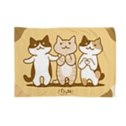PygmyCat suzuri店の癒してあげ隊ブランケット Blankets