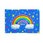 ひじりやノエルの虹の橋(青)【虹色HAPPYレインボー】 Blankets
