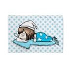 まみぱん🦑(館長)の美女と添い寝 Blankets