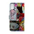 DoiMayumiのPOP ART JUNKIE01 Book-style smartphone caseの裏面