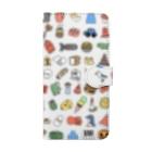 あらゐけいいちの108 Book-style smartphone case