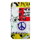 DoiMayumiのPOP ART (Mr.X and Skyfish) Book-style smartphone caseの裏面