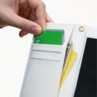 ダステル-DustelBoxのダステル-DustelBox Book-style smartphone caseの4つのポケット