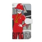 TOBITORA とびとらのTORAKO_004 Book-style smartphone case