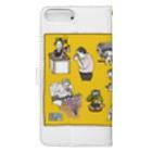 LSC☆SHOPのぶらり岡崎4 Book-style smartphone caseの裏面