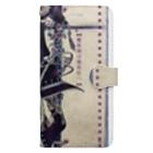 THORES柴本(トーレスしばもと) THORES Shibamotoの魔術師は葡萄色へ Book-style smartphone case