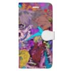 natsuの白昼夢 Book-style smartphone case