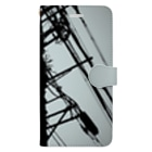 KALYAのElectrical wire Book-style smartphone case