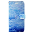AWESOME CLOUDのsora Book-style smartphone case