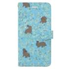 SCHINAKO'Sのチョコミント Book-style smartphone case