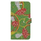 DOTEKKOのDOT..KINOKO Book-style smartphone case