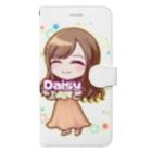 伊藤 彰孝@ 関西5大ボーカリストの1人らしい。のDaisy&Daisyスマホケース Book-Style Smartphone Case