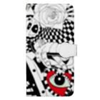 マツザキ茉佳のショップの多角的視点 Book-style smartphone case