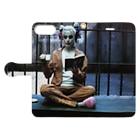 kurogane-shopのハーレークイーン Book-style smartphone caseを開いた場合(外側)