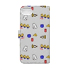 nsnのTOY Book style smartphone caseの裏面