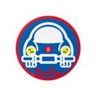 原田専門家のパ紋No.3403 BooBee  Badges