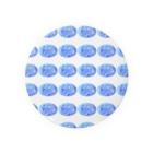 水草のスーパーブルー玉 Badges