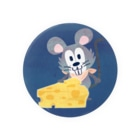 *suzuriDeMonyaa.tag*のチーズはここに!C Badges