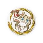 魔界堂19区の魔界堂49区オリジナル Badges