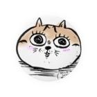 猫ドМさん専用猫グッズのお店 びーにゃんくらぶの和美猫祭シェイミ嬢 Badges