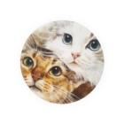 おちょぴのビビ&サリー Badges
