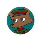 るかりおるの軍服ケモノ(大日本帝国時代の陸軍の軍服) Badges