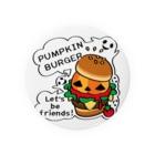 *suzuriDeMonyaa.tag*のCT14 Gz かぼちゃバーガーA Badges