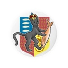 さんずい堂の猫の王国の紋章 Badges