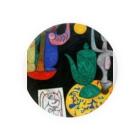 dohshinのパウル・クレー『 無題 最後の静物 』 Badges