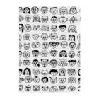 ヘロシナキャメラ売り場の新メンバーオーディション Clear File Folder