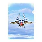 kairi nagashimaの飛行物体 Clear File Folder