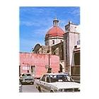 FUCHSGOLDのメキシコ:聖母被昇天大聖堂の風景写真 Mexico: view of Catedral de la Asunción de María / : Catedral de Cuernavaca Clear File Folder