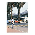 FUCHSGOLDのメキシコ:メキシコシティの風景写真 Mexico: view of Mexico City Clear File Folder