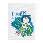 あやさんのリトルアヤカ(夏) Clear File Folder