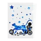 DSM/冴木みやこの宇宙猫と歯車 Clear File Folder