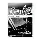 nanometerのnanometer『Rimshot』クリアファイル Clear File Folder