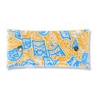 Shibata Tomoyaの#ひま暇お絵描き 青橙ver Clear Multipurpose Case