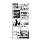 PANDA panda LIFE***のロゴロゴ パンダ Clear Multipurpose Case