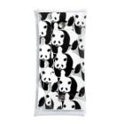 PANDA panda LIFE***のぞろぞろパンダ Clear Multipurpose Case