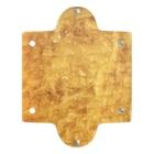 IYATEのオリジナルグッズ公式販売所のたまご焼き Clear Multipurpose Case