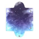 鵺鴉の星.夜空 Clear Multipurpose Case