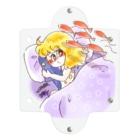 あか ちりこ | Chirikoのゆらめくさかなとスターフィッシュガール Clear Multipurpose Case