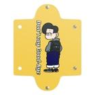 Design by neonerdyboyのDon't say Good-Bye クリアマルチケース Clear Multipurpose Case