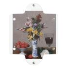 世界の絵画アートグッズのアンリ・ファンタン=ラトゥール 《婚約の花束》 Clear Multipurpose Case