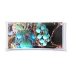 Dreamscape(天空の風)のおもちゃ箱の中のレジェンドたち Clear Multipurpose Case