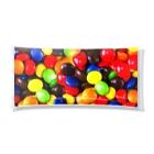 G-laboのチョコレート Clear Multipurpose Case