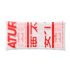 FEATURES STOREのFUYO FUCK YOU_CASE Clear Multipurpose Case