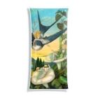 世界の絵画アートグッズのエレナー・ヴェア・ボイル 《おやゆび姫》 Clear Multipurpose Case